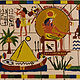 Gr. 6 - Ancient Civilizations - Egyptian Mural by Victoria Avila