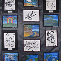 Gr.3-Gesture-SBLandscapes by Victoria Avila