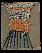 Grade 4 - CA Native American Weavings by Victoria Avila