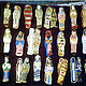 Gr. 6 - Ancient Civilizations - Egyptian Sarcophogi by Linnie (Victoria) Aikens Lindsay