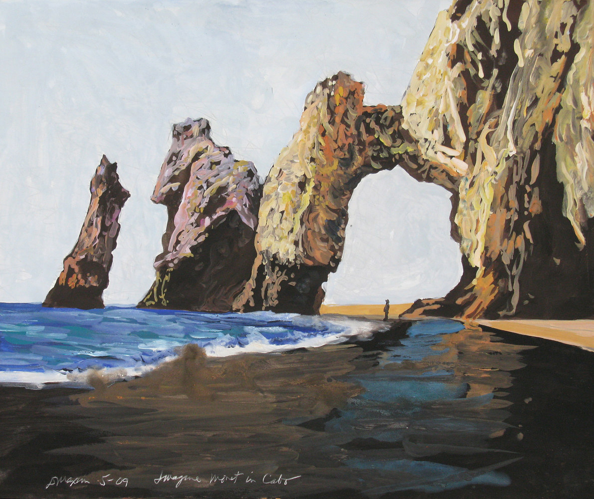 2009-82, Monet at Cabo by David  Maxim