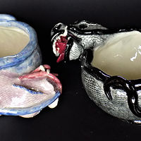 Hatchling Pots by Susan James