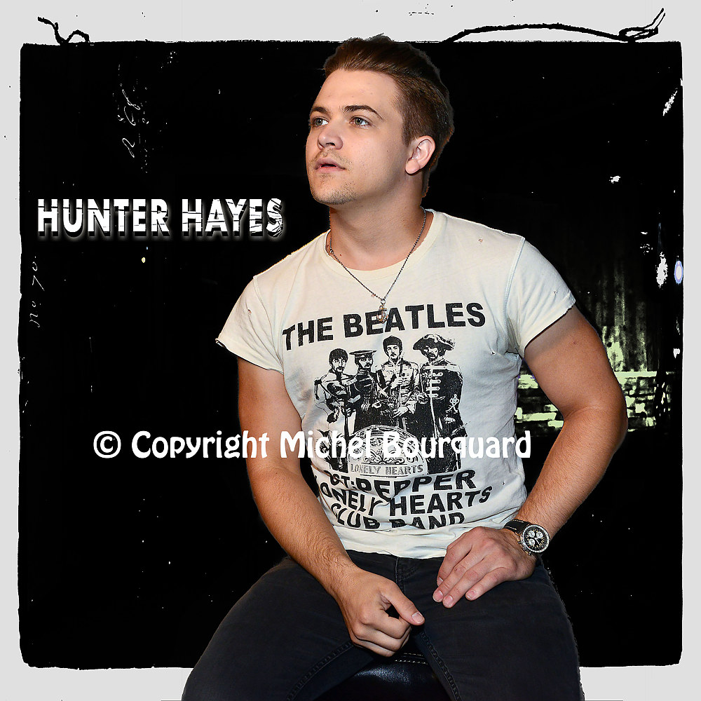 Hunter Hayes © by Michel Bourquard