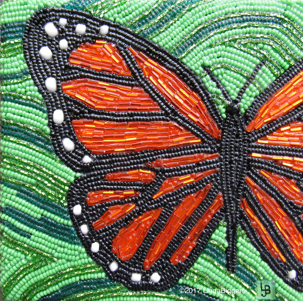 Monarch by Linda Biggers