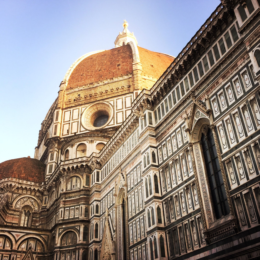 Brunelleschi's Dome, The Duomo, Florence by Susan Raines