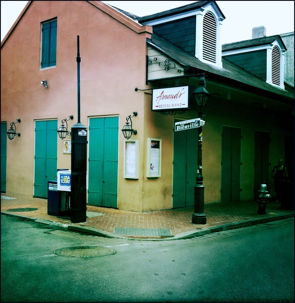 The French Quarter by Susan Raines