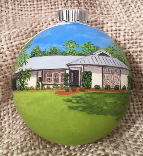 Connors Cove ornament by Susan Lynch