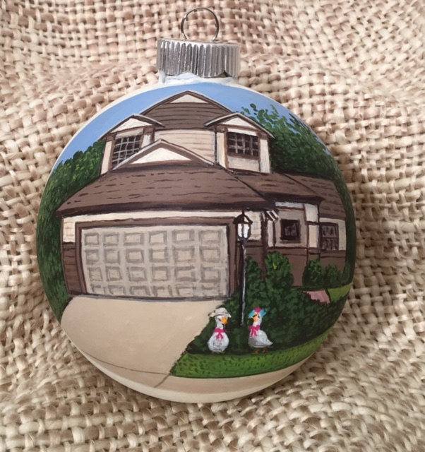 St Johns ornament by Susan Lynch