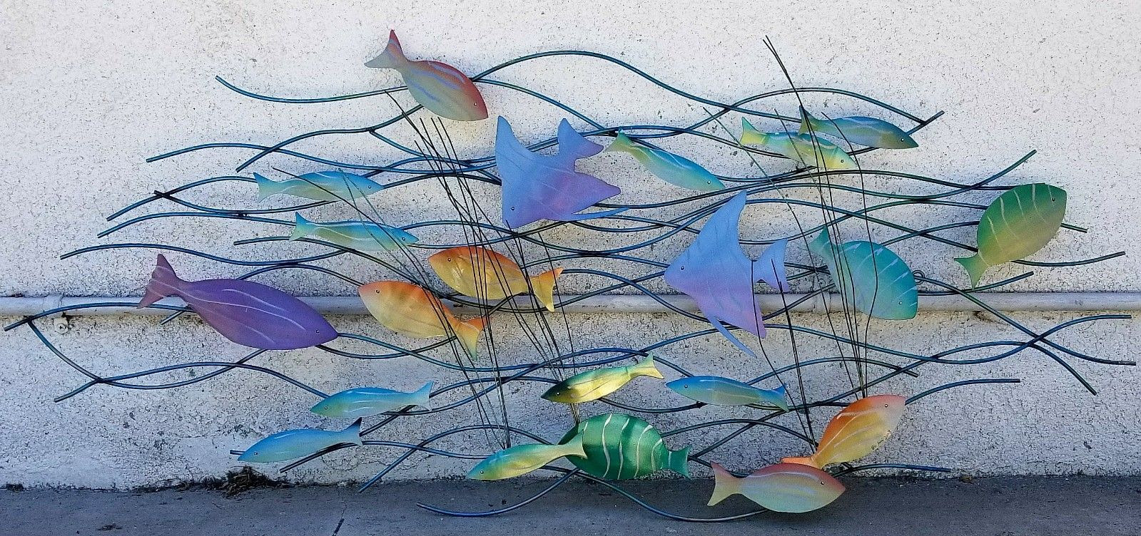 Fish by Linnie (Victoria) Aikens Lindsay