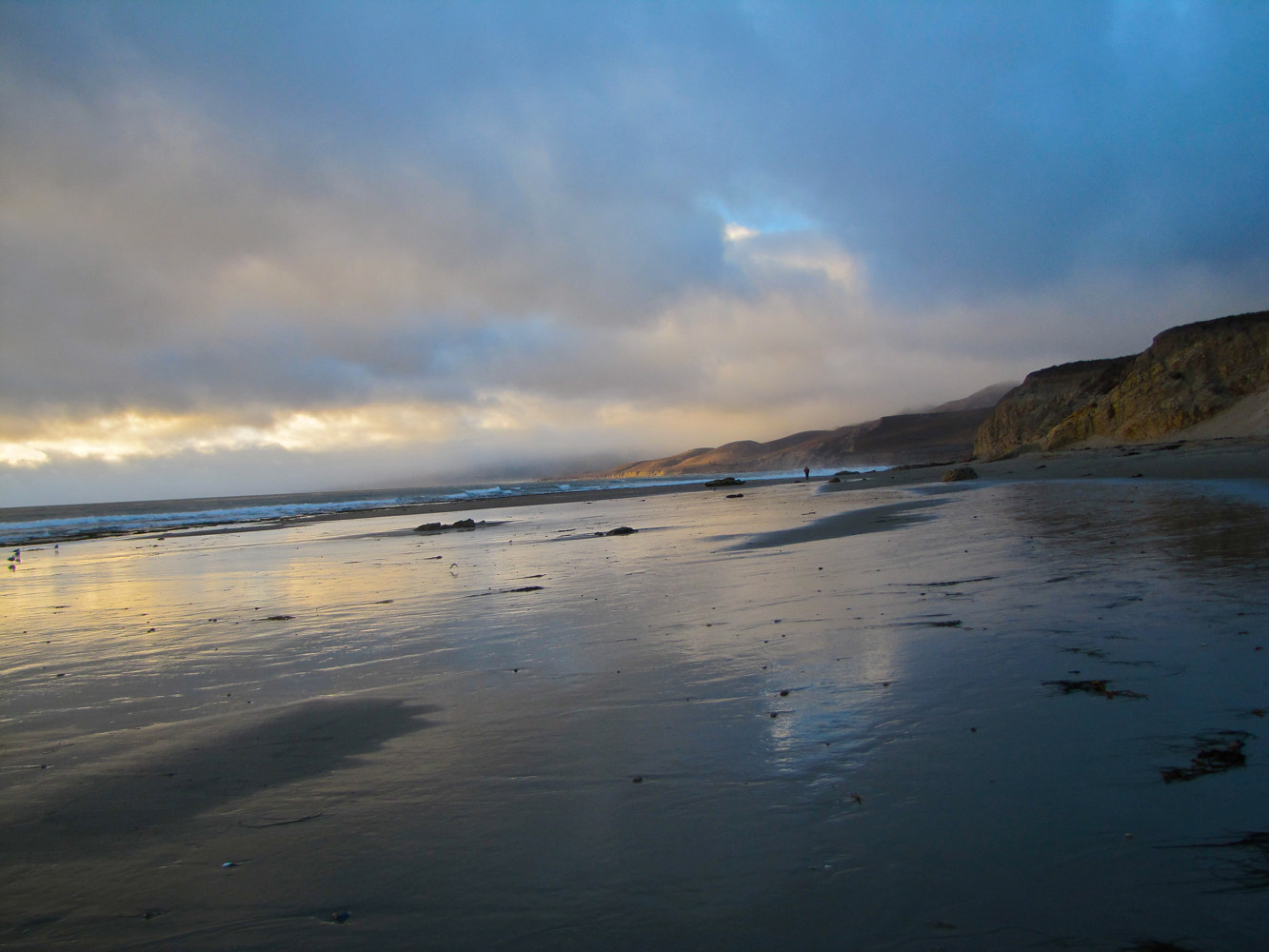 Jalama Beach by Linnie (Victoria) Aikens Lindsay