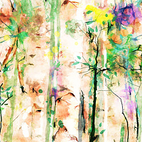 Print ASPENS 31 M by Todd Scott Anderson