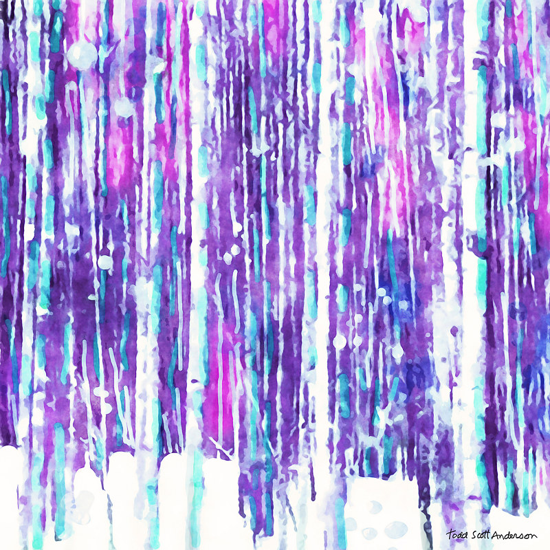 Print ASPENS 11 M by Todd Scott Anderson