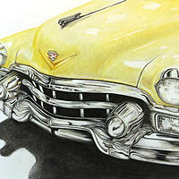 Caddy by David Neace