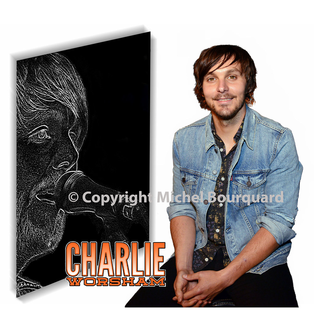 Charlie Worsham © by Michel Bourquard