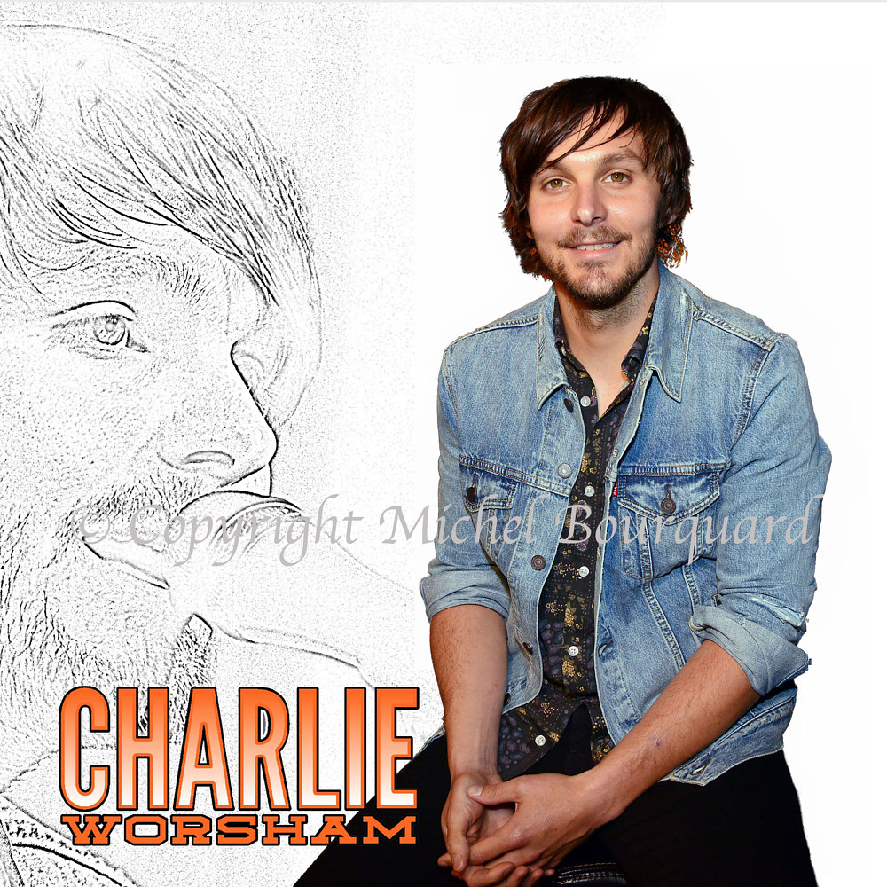 Charlie Worsham at ACM © by Michel Bourquard