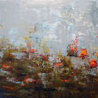 Approaching Fall_36x24 by Adam Thomas