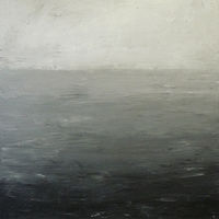 Lake Michigan_36x36 by Adam Thomas