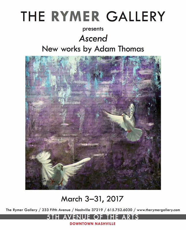 Ascend by Adam Thomas