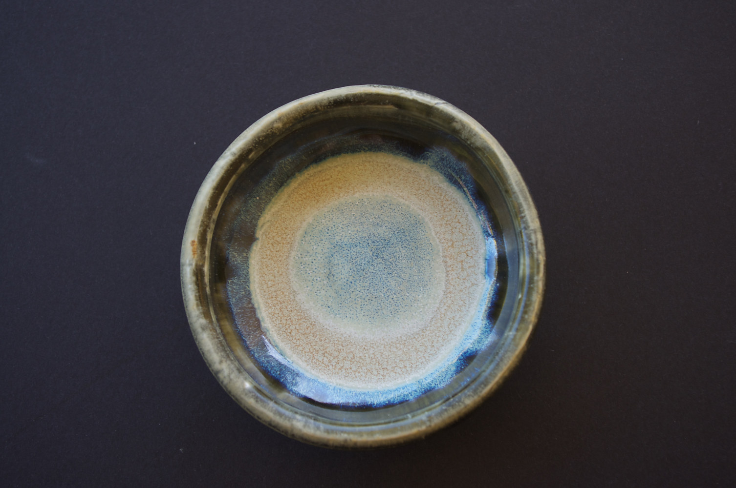Ocean pottery series by Laurie Cochrane