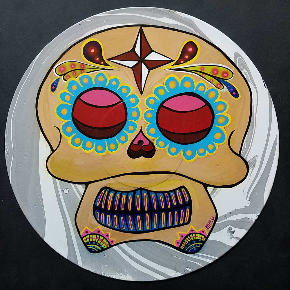 Sugar Skull by Isaac Carpenter