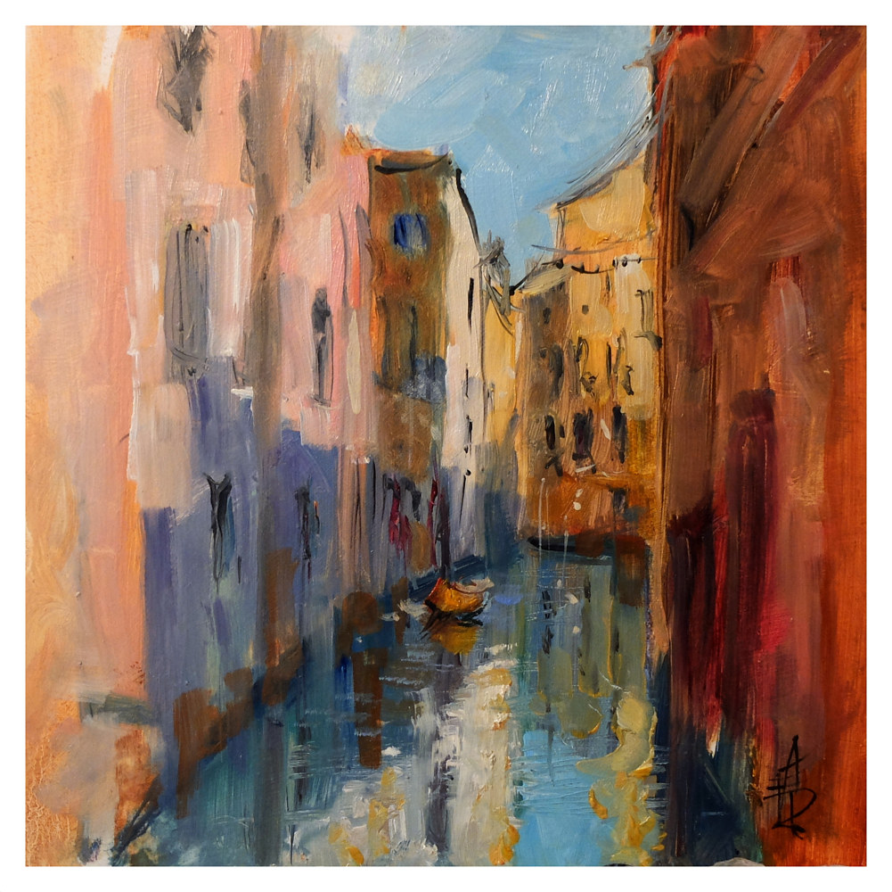 Venice 4 by Anne Farrall Doyle