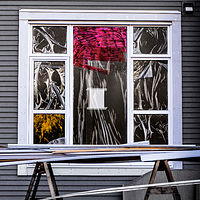 """Wrapped Window"" by Hunter Madsen"