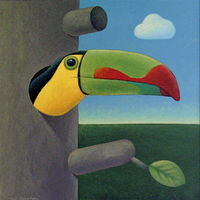 Toucan  by Adrienne Noble