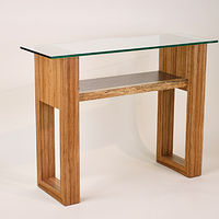 Oil painting Console Table by Enrique Morales