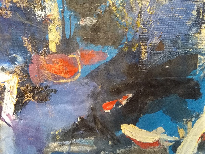 detail  by Susan Harmon