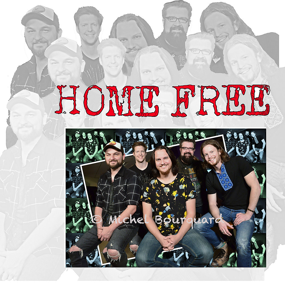 Home Free-a capella @    by Michel Bourquard