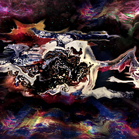 Dragons Nebula by David Neace