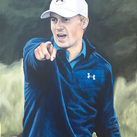 Go Get That! (Jordan Spieth) by Stuart  Sampson