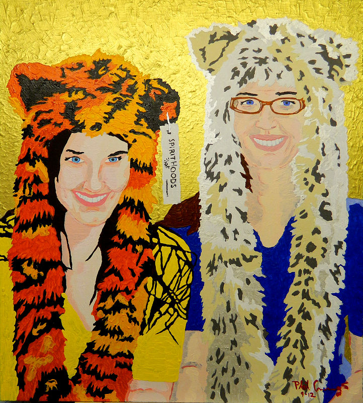 spirithoods by Phil Cummings