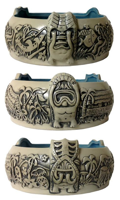 """Kainoa"" Bowl by Kenneth M Ruzic"