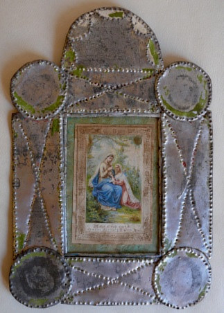 New Mexican tin work example by Alison Lang