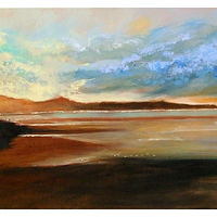 Coastline 2 by Anne Farrall Doyle