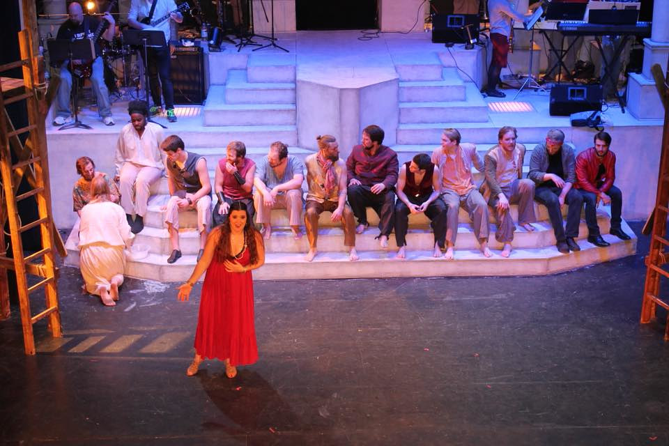 Jesus Christ Superstar - Academy Theatre - January 2018 by Yvonne Shaffer
