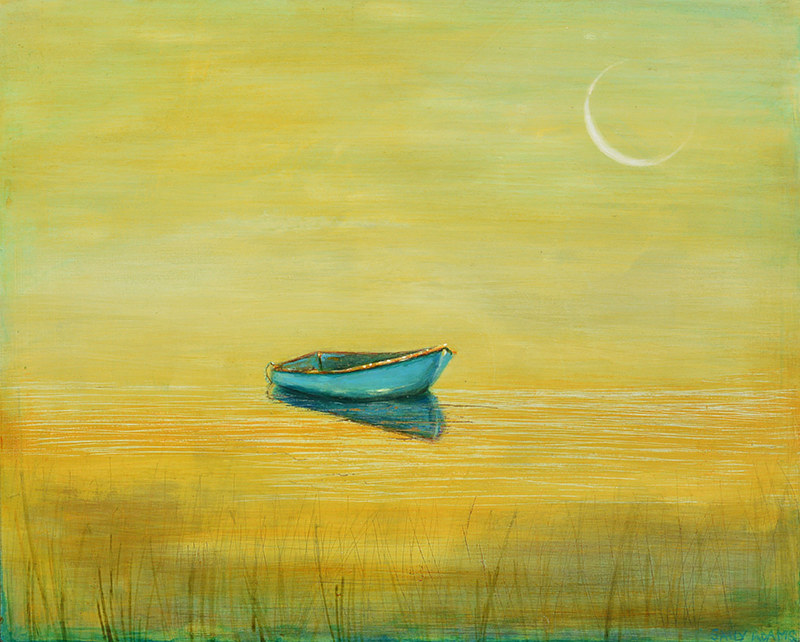 Acrylic painting Still by Sally Adams