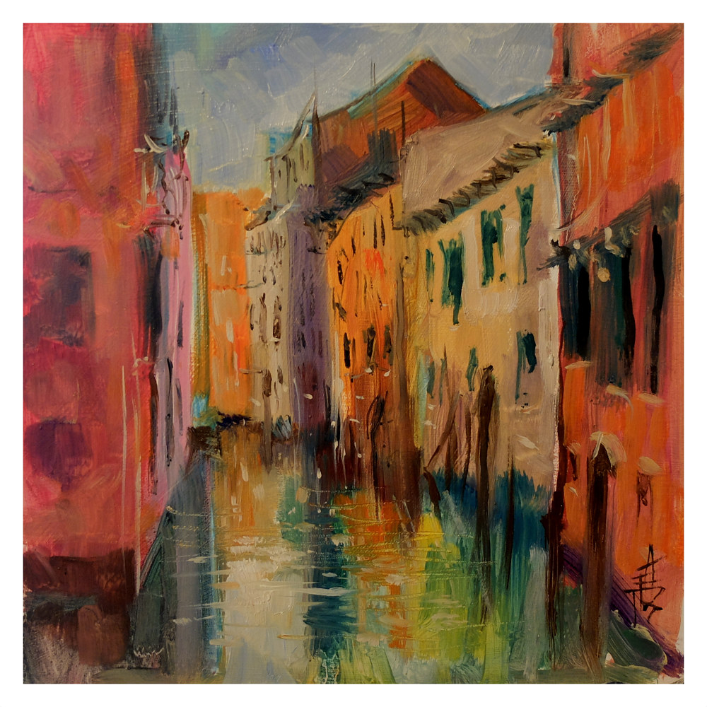 Venice 3 by Anne Farrall Doyle