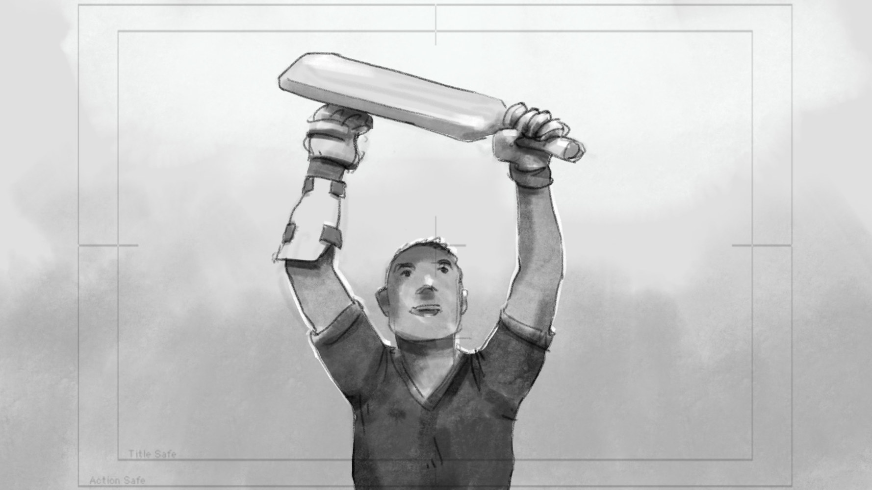 Rexona TVC Storyboard for Milk Money (Sydney) by Hendrik Gericke