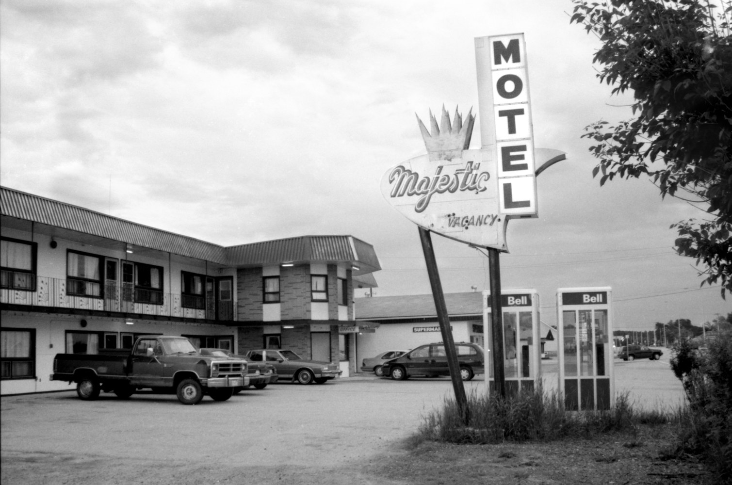 Motel by Kathleen Gross