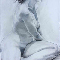 nude2 by Frederica  Hall