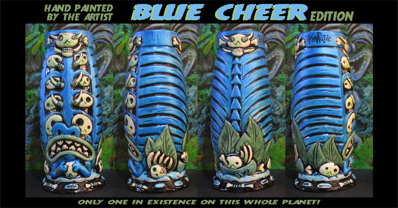 Blue Cheer edition by Kenneth M Ruzic