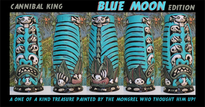 Blue Moon edition by Kenneth M Ruzic