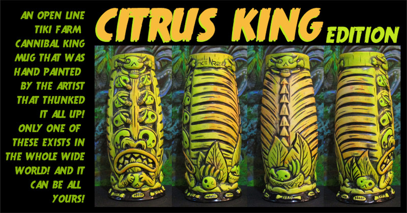 CITRUS KING edition by Kenneth M Ruzic