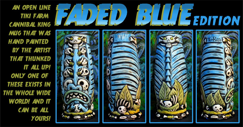 Faded Blue edition by Kenneth M Ruzic