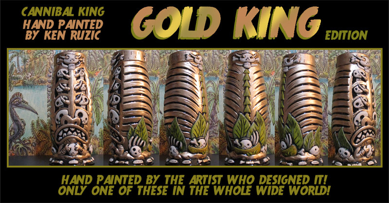 Gold king edition by Kenneth M Ruzic