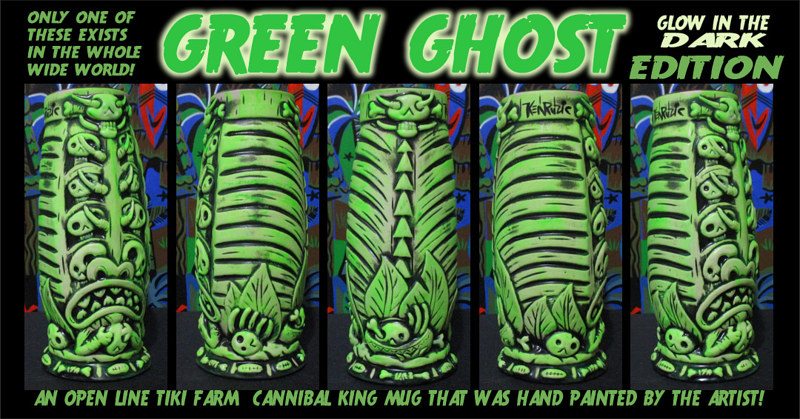 Green Ghost edition by Kenneth M Ruzic