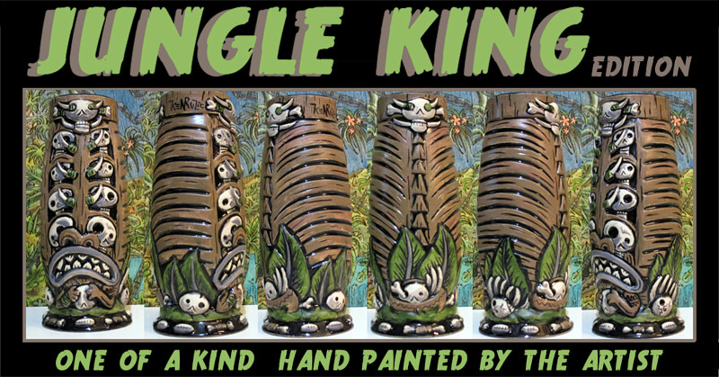 Jungle King edition by Kenneth M Ruzic
