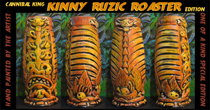 KINNYRUZIC ROASTER edition by Kenneth M Ruzic